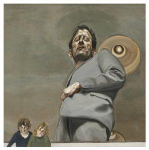 Freud self portrait