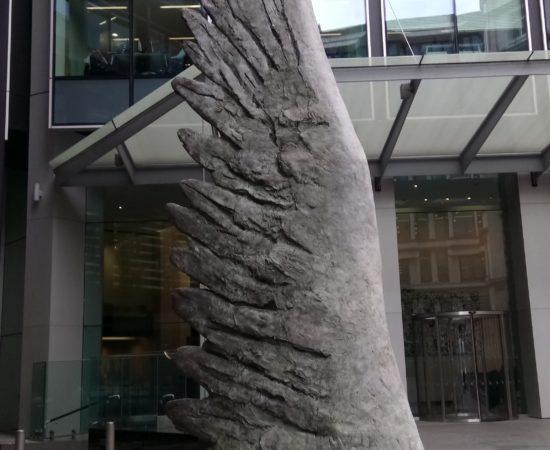 Londra_sculture