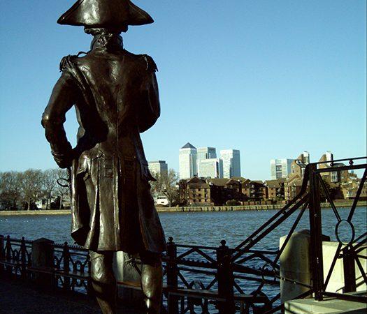 Greenwich Nelson Londra