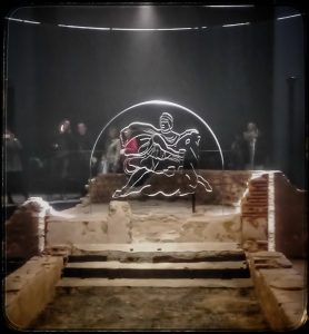 London Mithraeum Tempio di Mitra