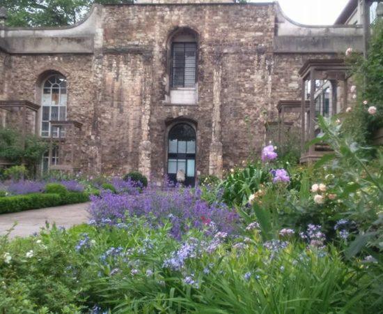 Londra_giardino_Greyfriars