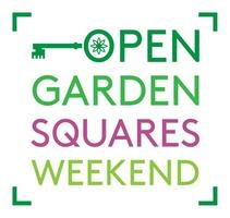 Open Garden Squares Weekend logo