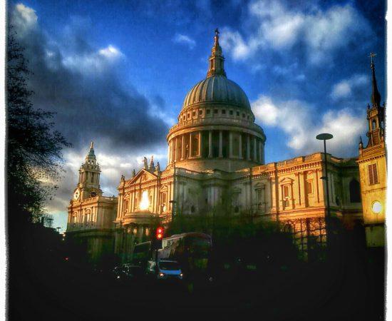 St Paul's cattedrale Londra